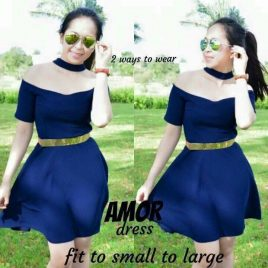 Amor Two-way Dress