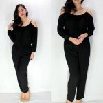 Elsa Jumpsuit Black