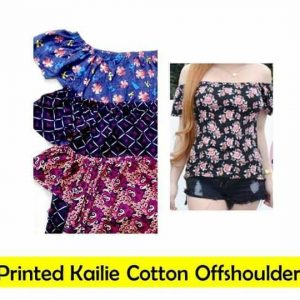 Kailie Offshoulder Top
